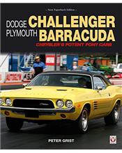 Dodge Challenger & Plymouth Barracuda 1960 - 1974