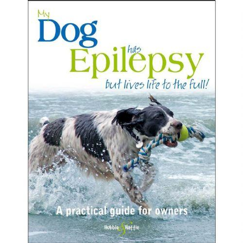 My dog has epilepsy : But lives life to the full!