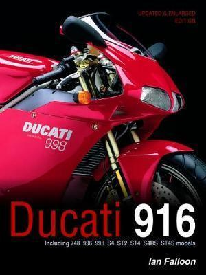 Ducati 916 - Front Cover