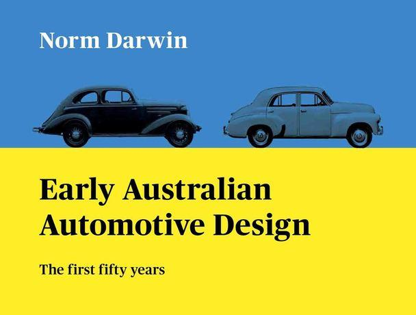 Early Australian Automotive Design - Front Cover