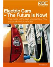 Electric Cars : The Future is Now
