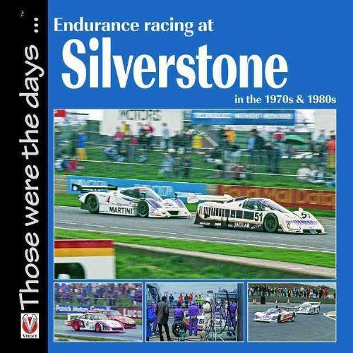 Endurance Racing at Silverstone in the 1970s and 1980s - Front Cover