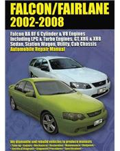 Ford Falcon Fairlane & LTD BA - BF 2002 - 2008 Ellery Repair Manual