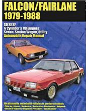 Ford Falcon / Fairlane (XD, XE, XF) 1979 - 1988 Ellery Repair Manual