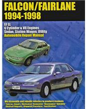 Ford Falcon / Fairlane (EF & EL) 1994 - 1998 Ellery Repair Manual