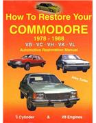 How To Restore Your 1978 - 1988 Commodore