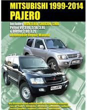 Mitsubishi Pajero (Montero, Shogun, SWB Petrol & Diesel) 1999 - 2014