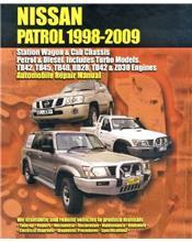 Nissan Patrol (Petrol & Diesel) 1998 - 2009 Ellery Repair Manual
