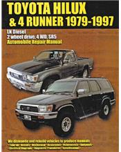 Toyota Hilux/4 Runner (LN Series) Diesel 1979 - 1997 Ellery Repair Manual