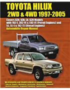 Toyota Hilux 2WD & 4WD 1997 - 2005 Automobile Repair Manual