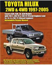 Toyota Hilux (2WD & 4WD) 1997 - 2005 Ellery Repair Manual