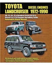 Toyota Landcruiser Diesel BJ, HJ & LJ 1972 - 1990