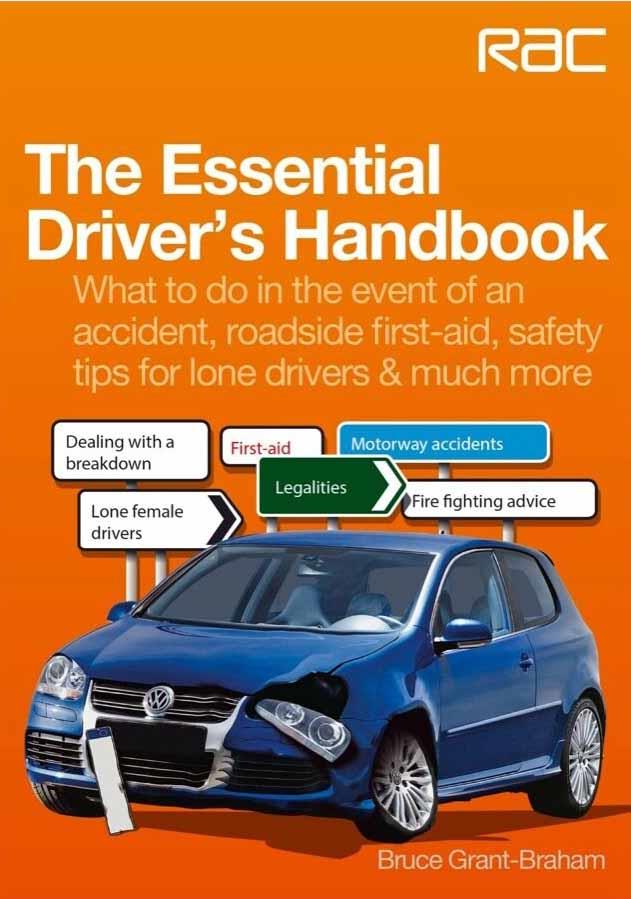 The Essential Driver's Handbook - Front Cover