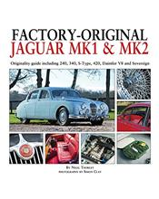 Factory Original Jaguar Mk I & Mk 2