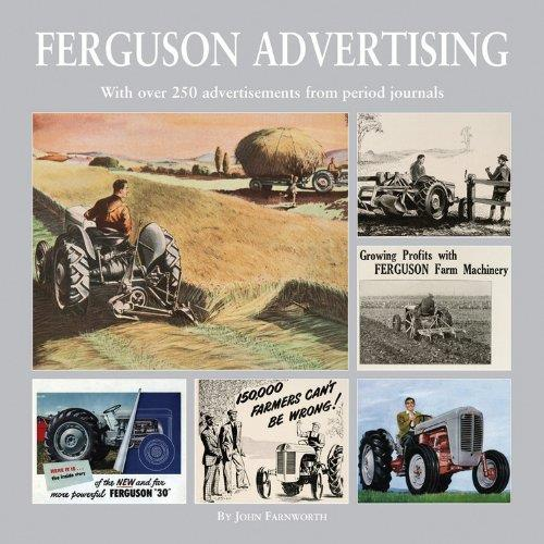 Ferguson Advertising - Front Cover