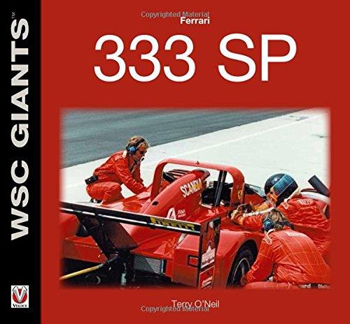 Ferrari 333 SP (WSC Giants)
