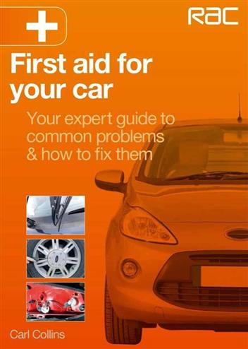 First Aid for Your Car - Front Cover