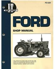 Ford Fordson Farm Tractor Owners Service & Repair Manual