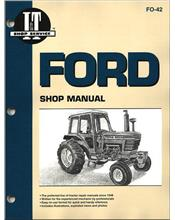 Ford New Holland Petrol & Diesel Farm Tractor Owners Service & Repair Manual