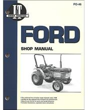 Ford New Holland 1987 - 2000 Farm Tractor Owners Service & Repair Manual
