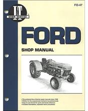 Ford New Holland 1990 - 2002 Farm Tractor Owners Service & Repair Manual