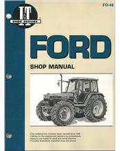 Ford New Holland 1991 - 1995 Farm Tractor Owners Service & Repair Manual