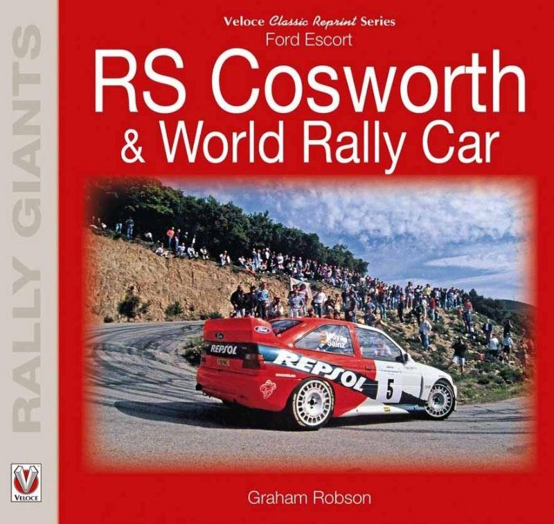 Ford Escort RS Cosworth / Escort World Rally Car