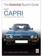 Ford Capri 1969 - 1986 : The Essential Buyers Guide - Front Cover