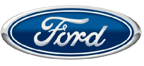 Ford Mondeo HE 2000 Factory Repair Manual - Front Cover