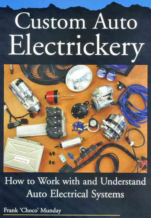 Custom Auto Electrickery - Front Cover