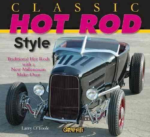 Classic Hot Rod Style - Front Cover