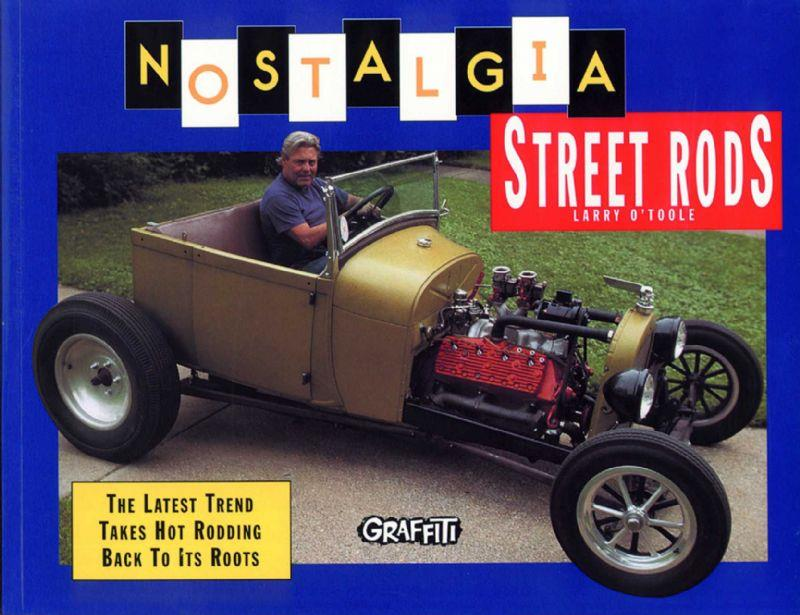 Nostalgia Street Rods - Front Cover