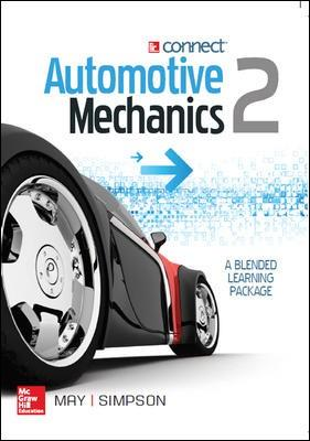 Automotive Mechanics: Volume 2 - Front Cover