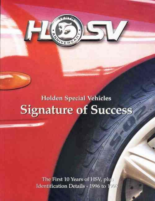 HSV Signature of Success: First 10 Years Of HSV