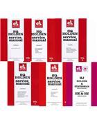 Holden HQ, HJ & Statesman 1971 - 1980 Service Manual (6 Volume Set) - Front Cover
