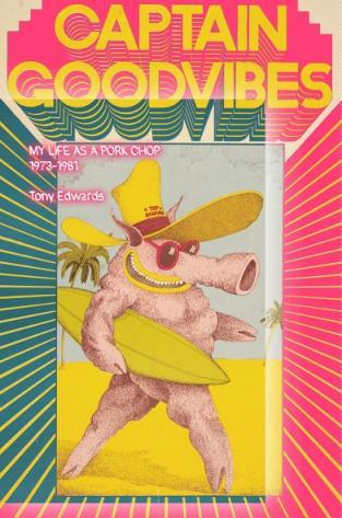 Captain Goodvibes - Front Cover