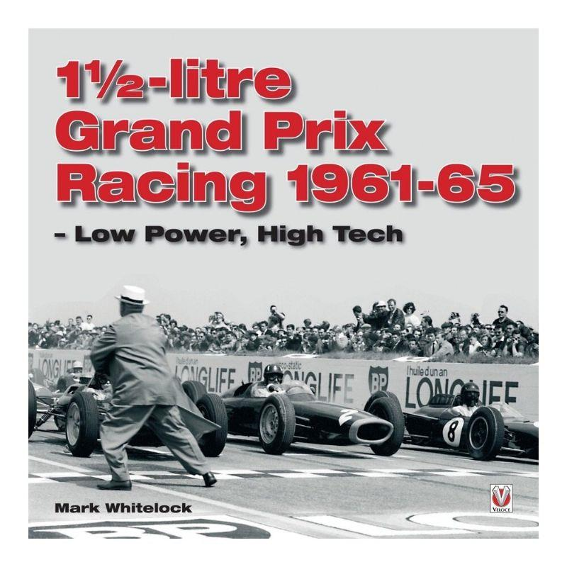 1 1/2-litre GP Racing 1961 - 1965 - Front Cover