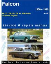 Ford Falcon XK - XW 6 cylinder 1960 - 1970