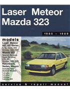 Mazda 323 FWD & Ford Laser KC / Meteor GC 1985 - 1989