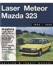 Mazda 323 FWD & Ford Laser KC / Meteor GC 1985 - 1989