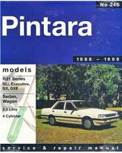 Nissan Pintara R31 1986 - 1989 Gregorys Owners Service & Repair Manual