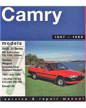 Toyota Camry SV20, SV21 Series 1987 - 1989