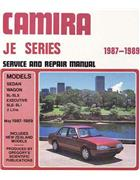 Holden Camira JE 1987 - 1989 Gregorys Owners Service & Repair Manual