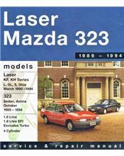 Ford Laser & Mazda 323 / Astina 1989 - 1994