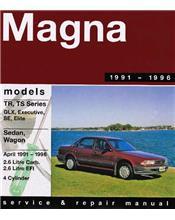 Mitsubishi Magna TR & TS (4 cyl) 1991 - 1996