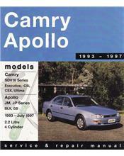 Toyota Camry SDV10 & Holden Apollo JM / JP 1993 - 1997