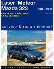 Ford Laser Meteor & Mazda 323 1981 - 1989
