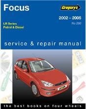 Ford Focus LR Series Petrol & Diesel 2002 - 2005