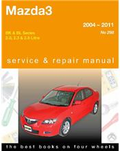 Mazda3 Series BK & BL 2004 - 2011 Gregorys Owners Service & Repair Manual
