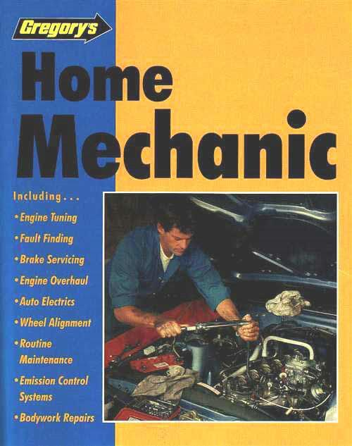 Home Mechanic - Front Cover